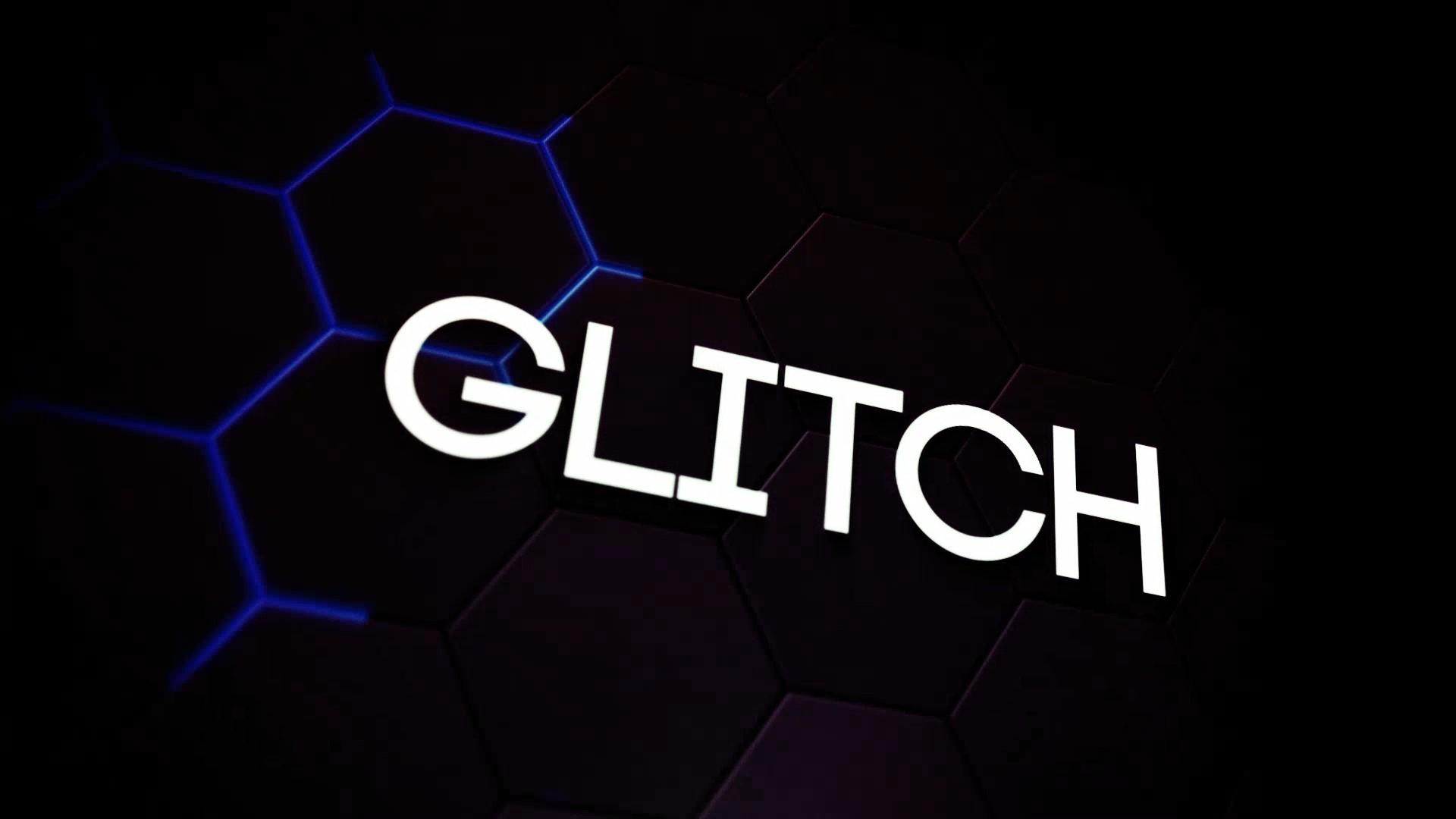 پروژه آماده افترافکت ویژه ساخت اسلایدشو به سبکglitch