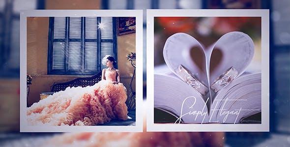 پروژه آماده افترافکت ویژه عروسی