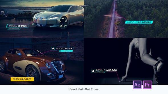 22525746 sport call out titles - پروژه آماده افترافکت برای ساخت اینفوگرافیک با موضوعات مختلف مخصوصا ورزشی