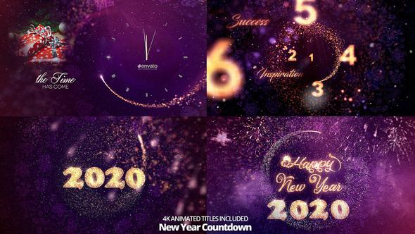 ساخت شمارش معکوس برای سال جدید میلادی