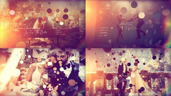 ساخت اسلایدشو عکس برای عروسی