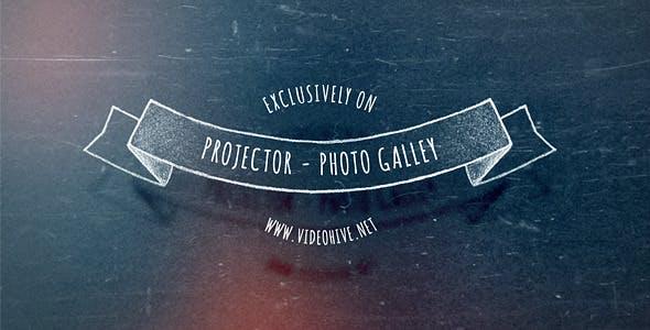 ساخت گالری عکس با افترافکت