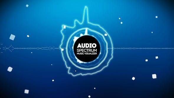 پروژه افترافکت ساخت موزیک اکولایزر