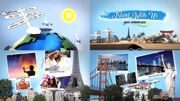 دانلود پروژه آماده گردشگری برای آژانس مسافرتی