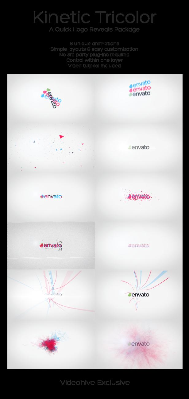 دانلود پروژه آماده افترافکت برای ساخت تیزر لوگو