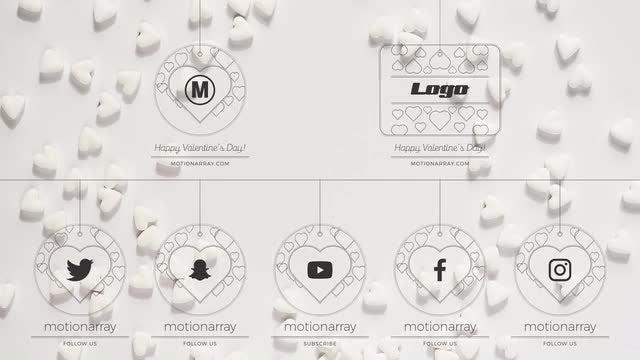 تبلیغ شبکه های اجتماعی در روز ولنتاین
