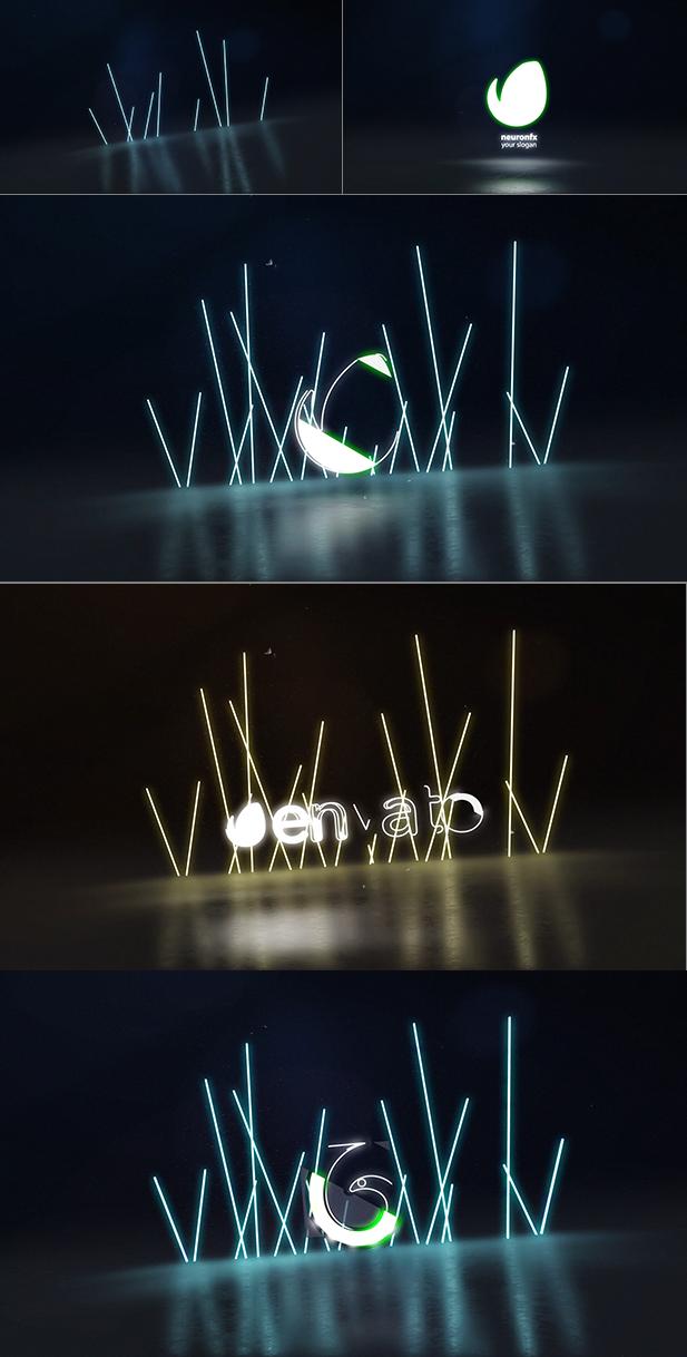 دانلود پروژه افترافکت برای ساخت تیزر لوگو